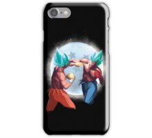 Dragon Ball Z - God Mode Knockout iPhone Case/Skin