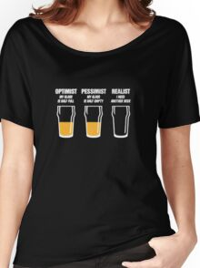Funny tshirt for men_Beer Women's Relaxed Fit T-Shirt