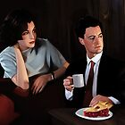Twin Peaks: Cherry Pie With Me by Brad Collins