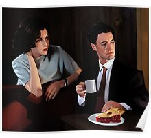 Twin Peaks: Cherry Pie With Me Poster