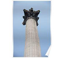 Nelsons Column Poster