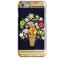 60's Flower Power Collage iPhone Case/Skin