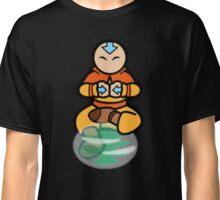 Avatar the legend of aang - air bending  Classic T-Shirt