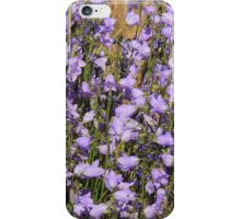 Harebells iPhone Case/Skin