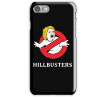 HillBusters Hillary Busters Never Hillary iPhone Case/Skin