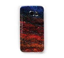 Timanfaya Abstract Samsung Galaxy Case/Skin