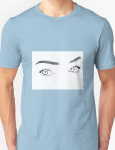 Diamond eyes Unisex T-Shirt