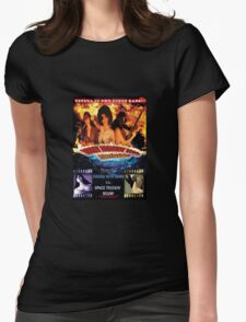'Vixen Highway 2006: It Came from Uranus! (2010)'. - Movie Poster Womens Fitted T-Shirt