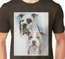 Sparkle and Buster Unisex T-Shirt