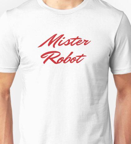 Mister Robot Unisex T-Shirt
