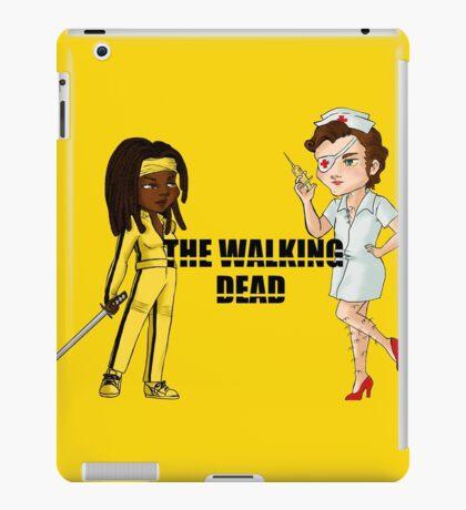 Kill the walking dead iPad Case/Skin
