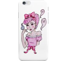 Scared cutie iPhone Case/Skin