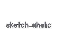 sketch-aholic by jazzydevil