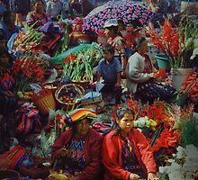 Chichicastenango by jamari  lior