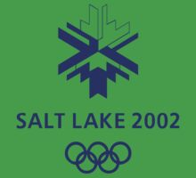 Salt Lake 2002 Winter Olympics by vintageglory
