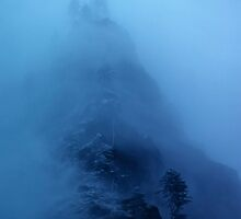 Ridgeline in Cloud by metriognome