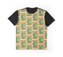 Vintage Brazil Print Graphic T-Shirt
