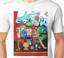 Magritte Tribute Collection Handmade Unisex T-Shirt