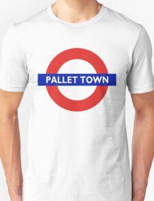 Pokemon - London Underground Pallet Town Unisex T-Shirt
