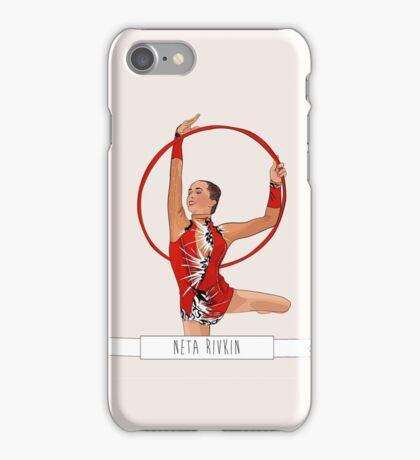 Neta Rivkin Art iPhone Case/Skin