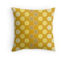 Farnham Antique Brass Throw Pillow