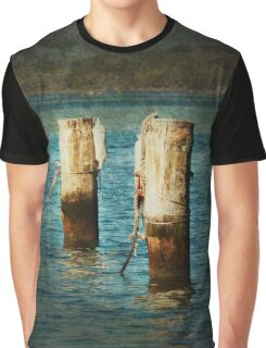 Moody Waters Graphic T-Shirt