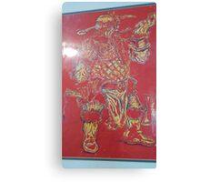Dwarf Warrior Canvas Print
