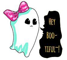 Hey Boo-Tiful~!!! Photographic Print