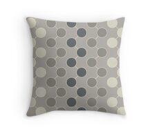 Farnham Minerva Grey Throw Pillow