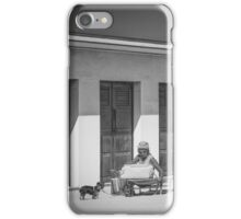 This is my spot... iPhone Case/Skin