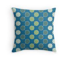 Farnham Pacific Blue Throw Pillow