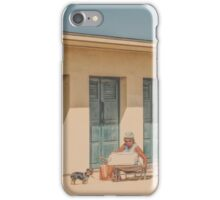 This is my spot retro iPhone Case/Skin