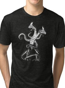 Stranger - Demogorgon Tri-blend T-Shirt