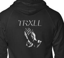 """PREY"" 6GOD TRXLL Design Zipped Hoodie"