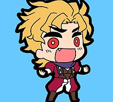 Dio Brando by Jelly Gem