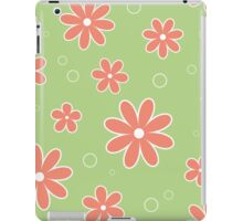 The pattern in flowers of camomile iPad Case/Skin