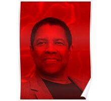 Denzel Washington - Celebrity Poster