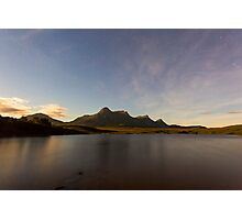 Ben Loyal By Moonlight Photographic Print