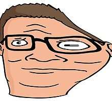 Hank Hill distorted  by chirin