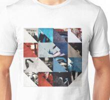 u2 achtung baby triangles - pattern Unisex T-Shirt