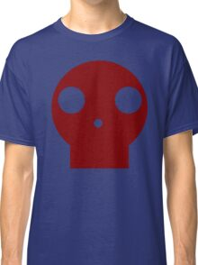 Red Skull Cartoon Classic T-Shirt