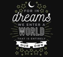 Dreams Kids Tee