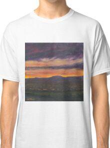 Sunset Over Belfast Classic T-Shirt
