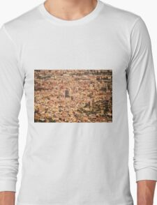 Barcelona City, Spain Long Sleeve T-Shirt
