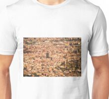 Barcelona City, Spain Unisex T-Shirt