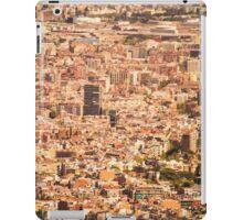 Barcelona City, Spain iPad Case/Skin