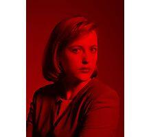 Gillian Anderson - Celebrity Photographic Print