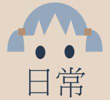 Minimal Mio-Chan ~Ver. Hiragana by ultraboom3