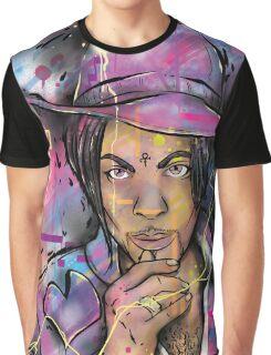 Purple Reign T-Shirt Graphic T-Shirt