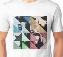 u2 pop triangles - pattern Unisex T-Shirt